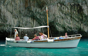 Aeolian islands – boat excursions