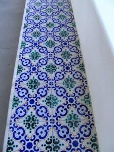 Aeolian ceramic