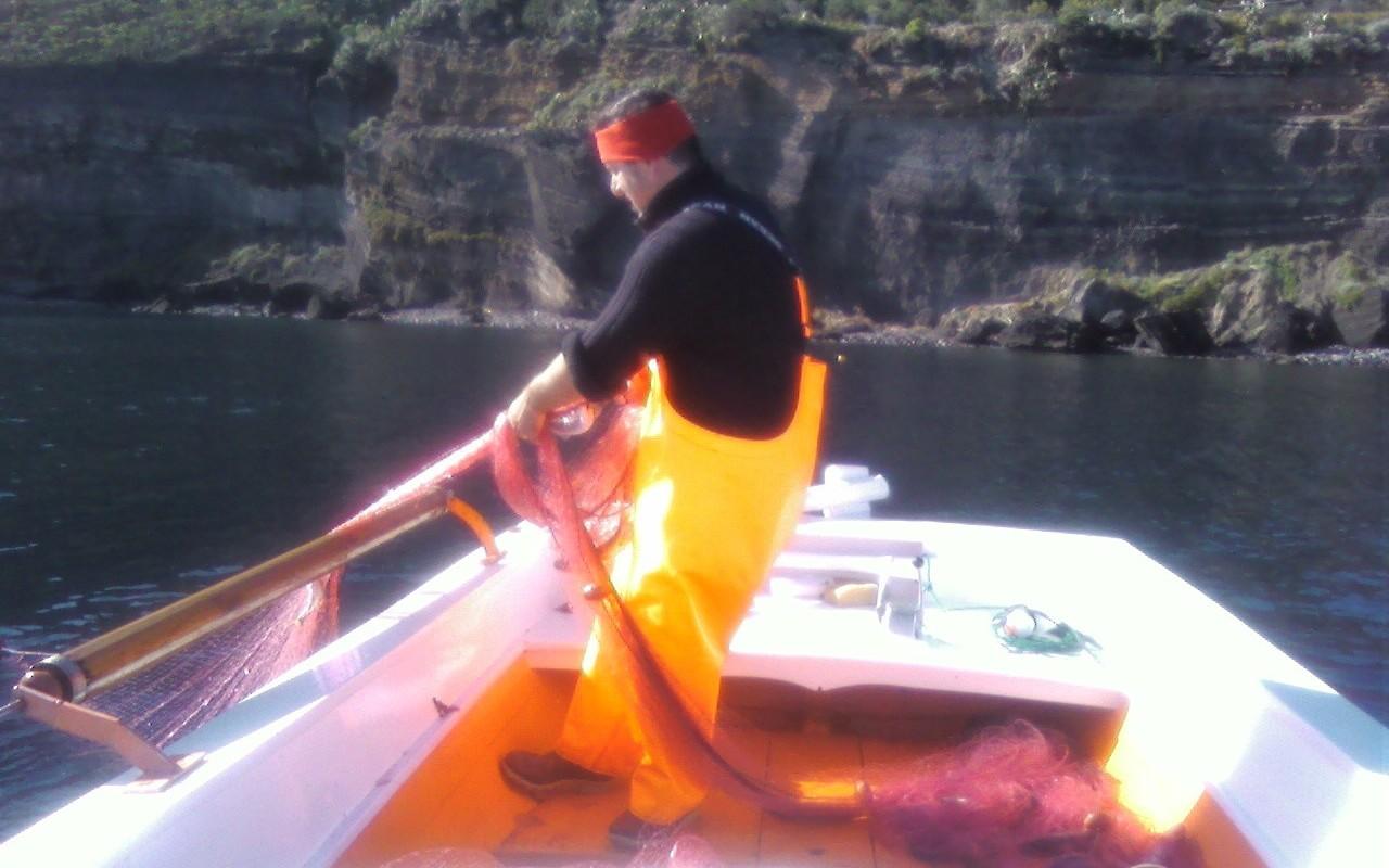 pescaturismo eolie