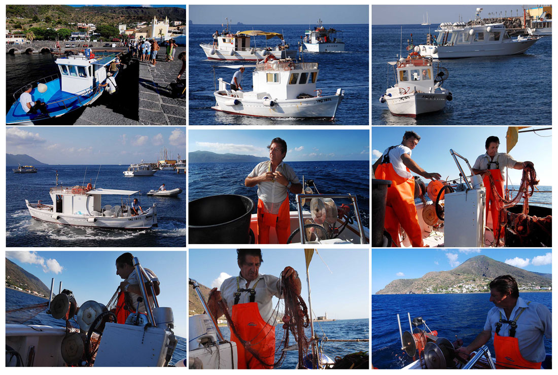 Pesca-turismo Eolie