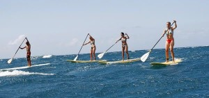 Escursioni stand up paddle