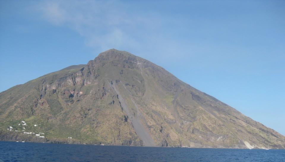Scalata al cratere di Stromboli